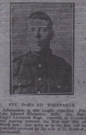 John Edward Whittaker