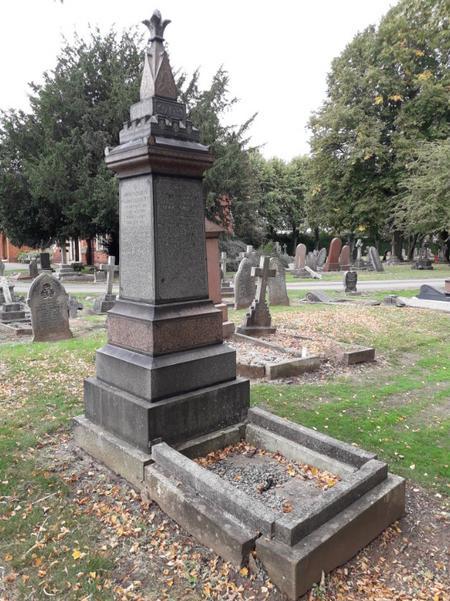 family memorial