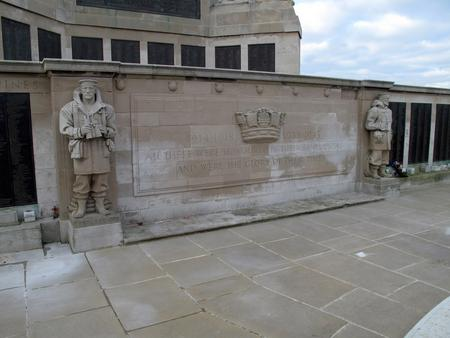 Portsmouth Naval Memorial, Hampshire 1