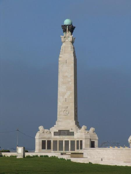 Portsmouth Naval Memorial, Hampshire 5