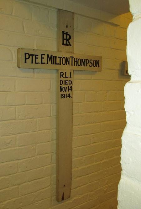 Profile picture for Ernest Milton Thompson