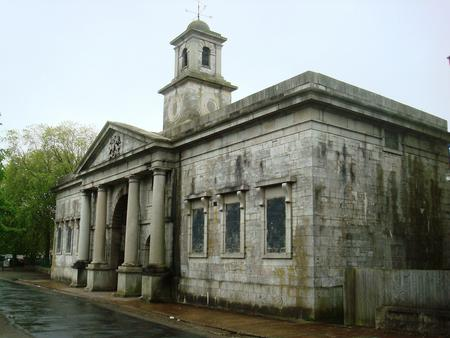 The Guardhouse at Raglan Barracks, Devonport