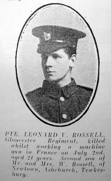 Profile picture for Leonard Vincent Rossell