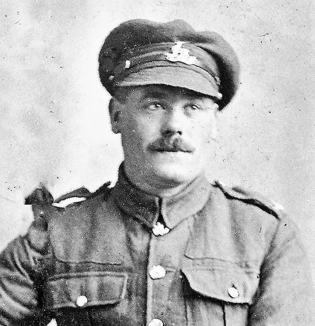 George Henry Pye Royal Warwicks 300122
