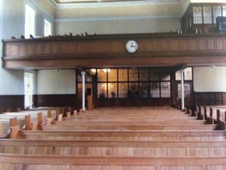 Fairfield Moravian Church.