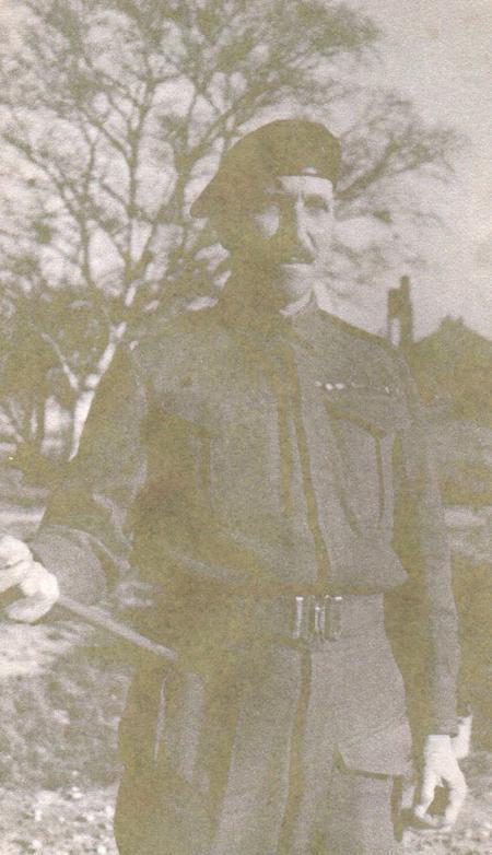 Profile picture for Byron Edward Rabjohn