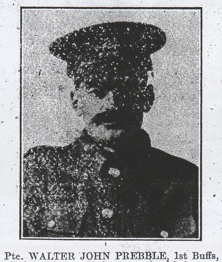 Profile picture for Walter John Prebble