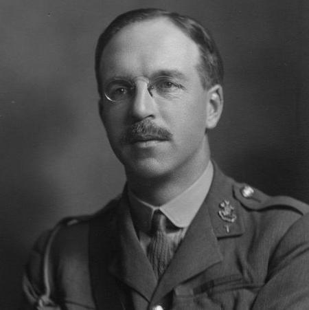 Profile picture for George Rowlandson Crosfield