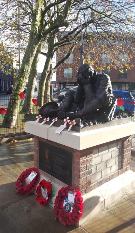 Birkenhead Institute War Memorial