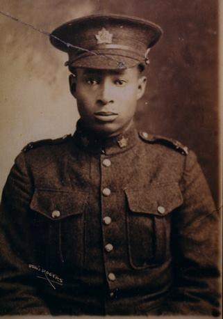 Black Canadian Veterans Stories of War