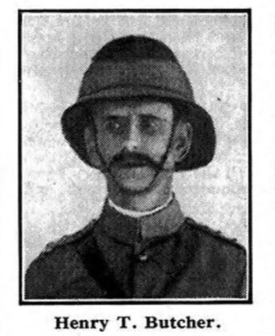 Profile picture for Henry Townsend Butcher