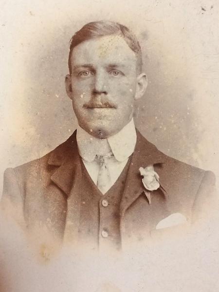 Profile picture for John William Barker