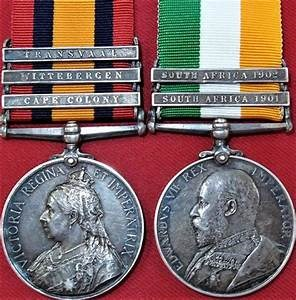 South Africa Medals 1899-1902