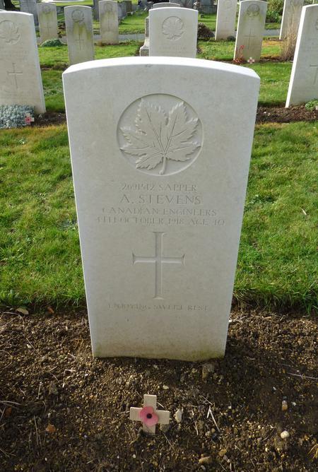 Profile picture for Arthur Stevens
