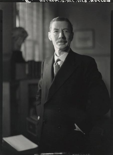 Profile picture for Desmond John Falkiner Morton