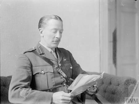 Major R W Maude