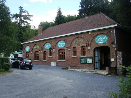 Restaurant Leon on Chausee de Binche