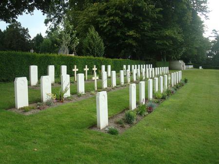 Mons (Bergen) Communal Cemetery