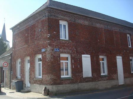 8th Brigade headquarters in Audencourt