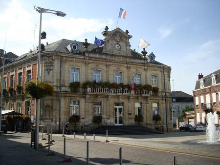 Hotel de Ville, Caudry