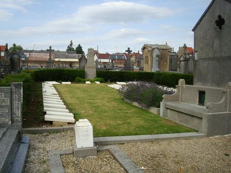 Caudry Old Communal Cemetery