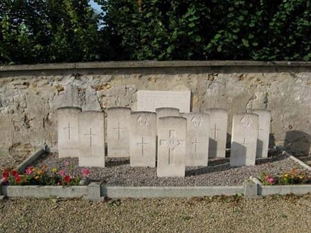 Orly-sur-Morin Communal Cemetery