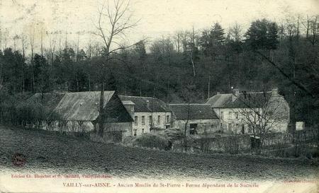 La Ferme de St Pierre, Vailly-sur-Aisne