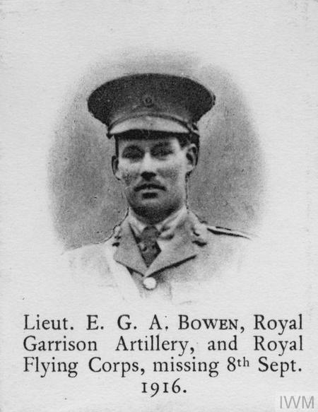 Profile picture for Eynon George Arthur Bowen
