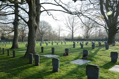Fournes-en-Weppes German Military Cemetery