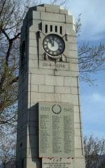 War Memorial, Kamloops Cenotaph, Canada