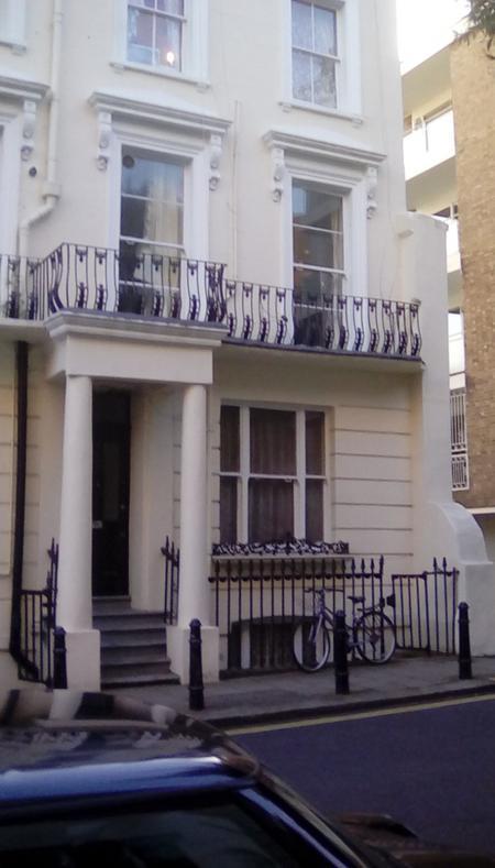 14 Westbourne Grove Terrace, London
