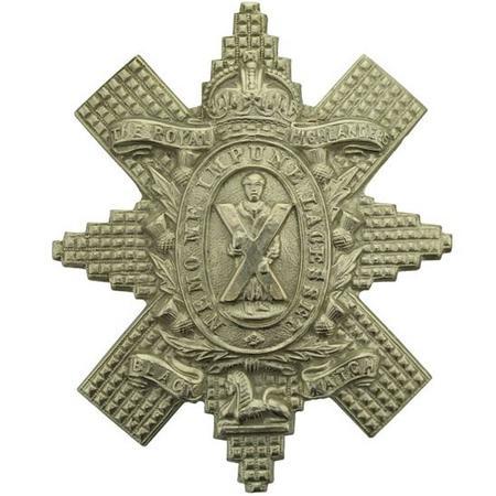 Royal Highlanders (Black Watch) Cap Badge
