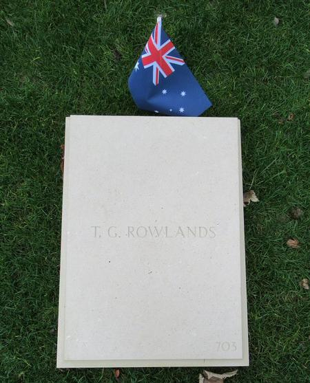 Profile picture for Thomas Grange Rowlands