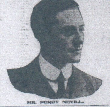 Profile picture for Percy Llewelyn Nevill