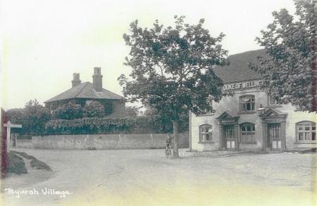 Old image of Ryarsh Village
