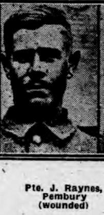 Profile picture for John Reginald Raynes