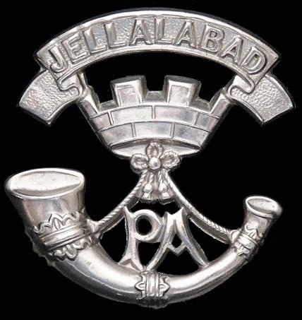 Somerset Light Infantry Cap Badge