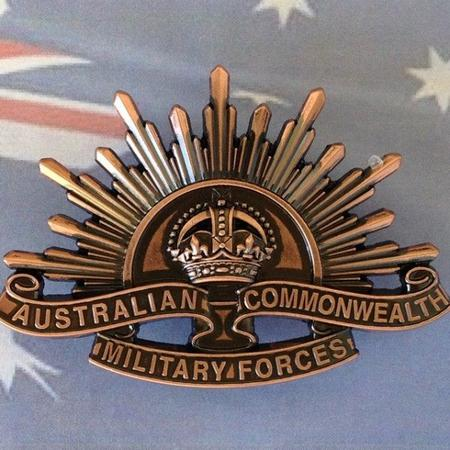 Australian Commonwealth Military Forces