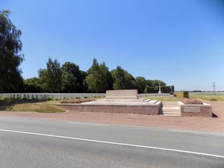 Bucquoy Road Cemetery, Ficheux, Pas de Calais 3