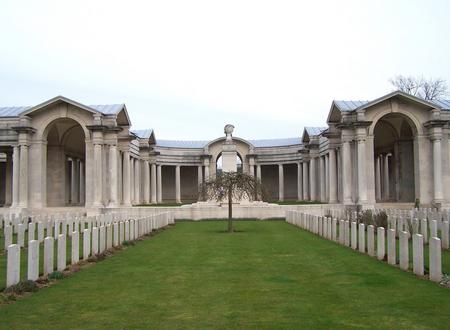 Arras Memorial, Pas de Calais, France 1