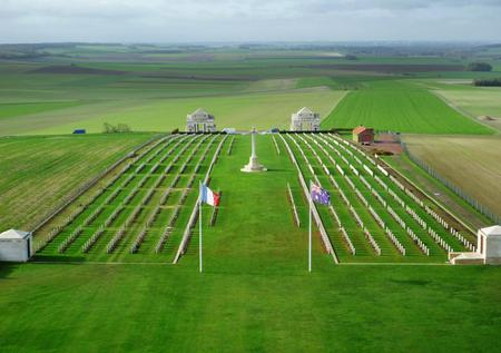 Villers-Bretonneux Military Cemetery, Somme 2