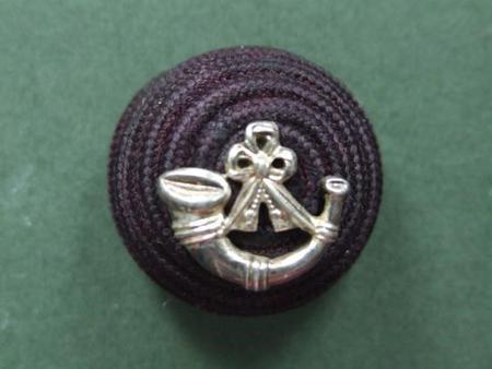 KRRC Officer's Boss Button Cap Badge