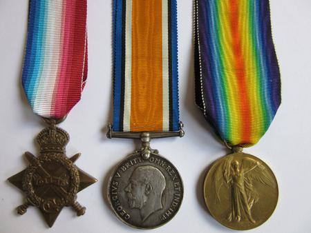 Medal Entitlement