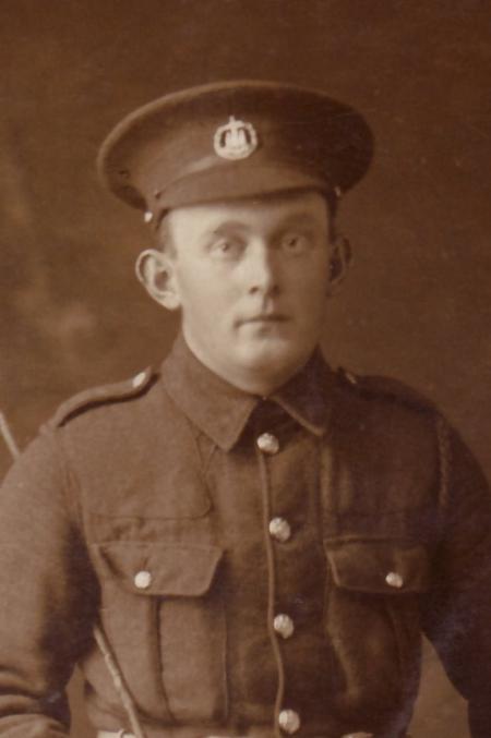 Profile picture for Vernon Frank Hoare