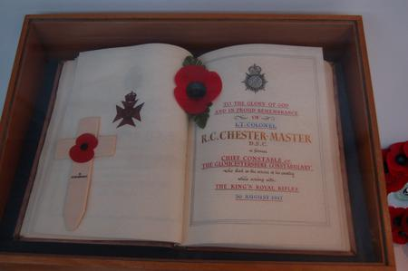 Gloucestershire Constabulary Book of Remembrance