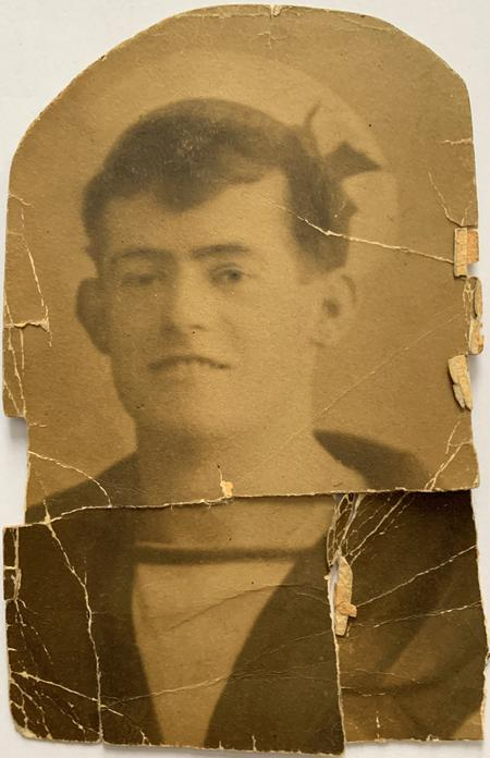Profile picture for Ernest Backhouse