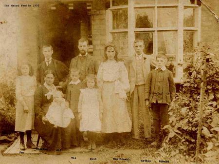 Maund Family 1905