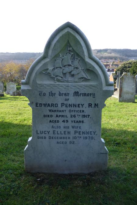 Profile picture for Edward Penney