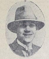 Portrait S V Radcliffe