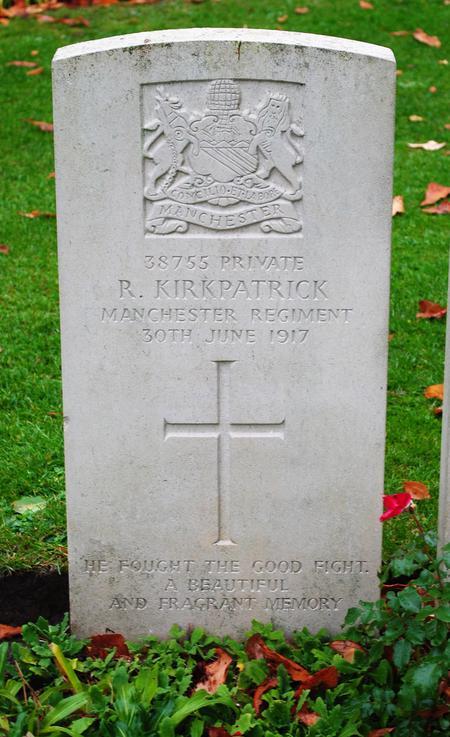 Profile picture for Richard Kirkpatrick